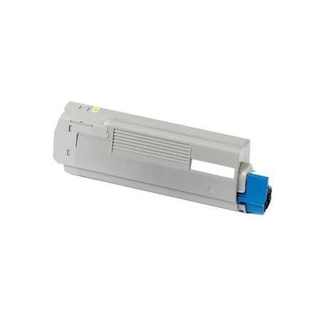 Tóner OKI ES8431/ ES8441 Amarillo Compatible