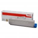 Tóner OKI C831 / C831n / C831dn / C831cdtn / C841 / C841n / C841dn / C841cdtn Cyan Compatible