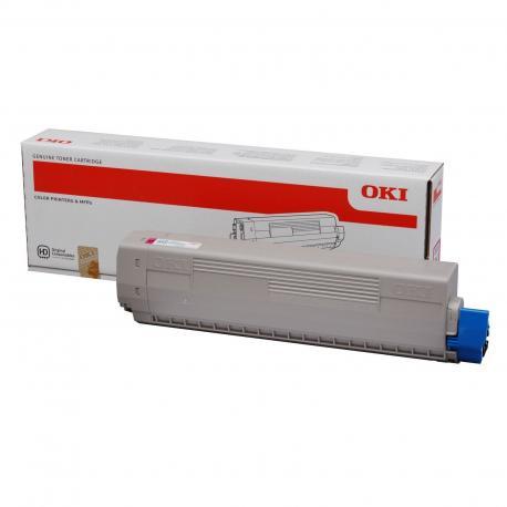 Tóner OKI C831 / C831n / C831dn / C831cdtn / C841 / C841n / C841dn / C841cdtn Magenta Compatible