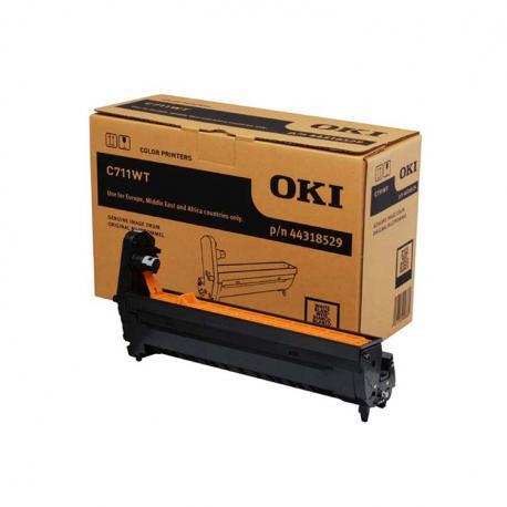 Tambor de Imagen OKI C711wt Blanco Compatible
