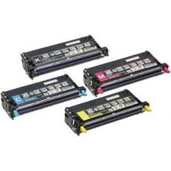 Tóner EPSON Aculaser C2800 Pack 4 colores Compatible