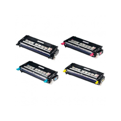 Tóner EPSON Aculaser C3800 Pack 4 colores Compatible