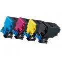 Tóner EPSON Aculaser C3900 / CX37 Pack 4 colores Compatible