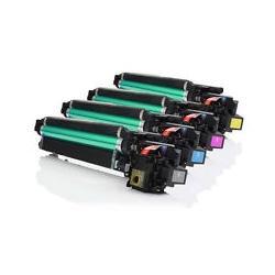 Tambor de Imagen EPSON Aculaser C3900 / CX37 Pack 4 colores Compatible