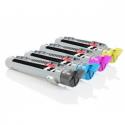 Tóner EPSON Aculaser C4100 Pack 4 colores Compatible