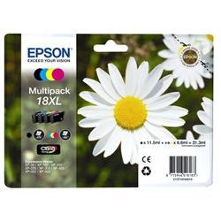 Cartucho de tinta EPSON Multipack 18XL Original