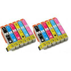 Cartucho de tinta EPSON 24XL Multipack 12 tintas Compatible