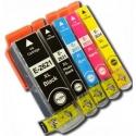 Tinta EPSON 26XL Multipack 5 tintas Compatible