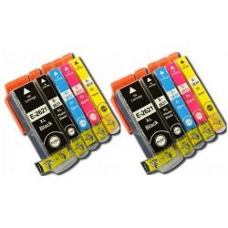 Cartucho de tinta EPSON 26XL Multipack 10 tintas Compatible