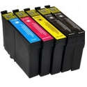 Tinta EPSON T0445 Multipack 5 tintas Compatible