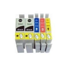 Cartucho de tinta EPSON T0325 Multipack 5 tintas Compatible