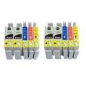 Tinta EPSON T0325 Multipack 10 tintas Compatible