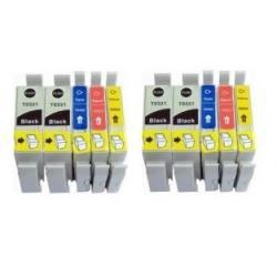 Cartucho de tinta EPSON T0425 Multipack 10 tintas Compatible