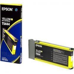 Cartucho de tinta EPSON T544400 Amarillo Compatible