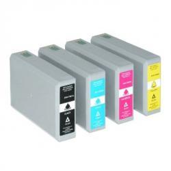 Cartucho de tinta EPSON T7905 Multipack 4 tintas Compatible
