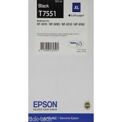 Cartucho de tinta EPSON T7551 Negro Original