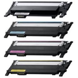 Tóner Samsung CLP-360 / CLP-365 / CLX-3300 / CLX-3305 Multipack 4 colores Compatible