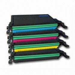 Tóner Samsung CLP-610ND / CLP-660N / CLP-660ND / CLX-6200ND / CLX-6210FX / CLX-6240FX Multipack 4 colores Compatible