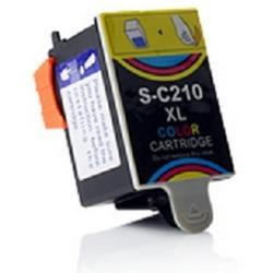Cartucho de Tinta Samsung M210 Color Compatible