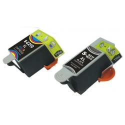 Cartucho de Tinta Samsung M210 / M215 Pack Negro/Color Compatible