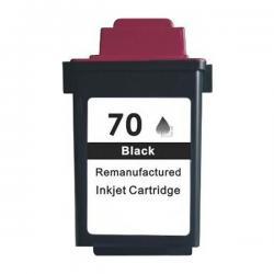 Cartucho de Tinta Lexmark 70 Negro Compatible