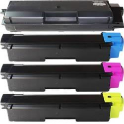 Tóner Kyocera TK-590 Pack 4 colores Compatible