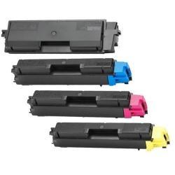 Tóner Kyocera TK-580 Pack 4 colores Compatible