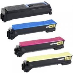 Tóner Kyocera TK-540 Pack 4 colores Compatible