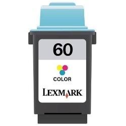 Cartucho de Tinta Lexmark 60 Tricolor Compatible