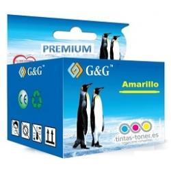 Cartucho de Tinta Lexmark 100xl Amarillo Premium