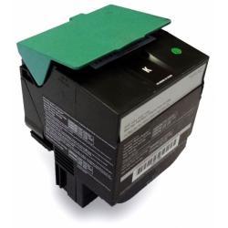 Toner Lexmark C540H1KG Negro compatible