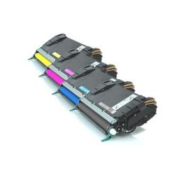 Toner Lexmark C734A1 Pack 4 colores Compatible