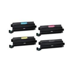 Toner Lexmark C910 / C912 / X912 Pack 4 colores Compatible