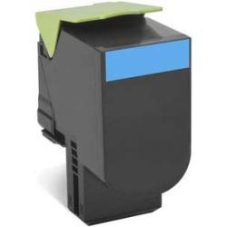 Toner Lexmark 702HC Cyan Compatible