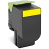 Toner Lexmark 702HY Amarillo Compatible
