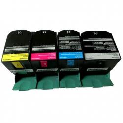 Toner Lexmark CS310 / CS410 / CS510 Pack 4 colores Compatible