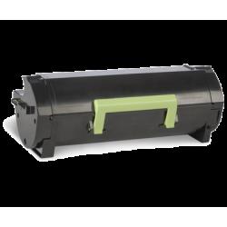 Toner Lexmark 602X Negro Compatible
