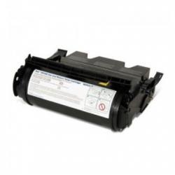 Toner Lexmark Optra T640 / T642 / T644 Negro Compatible