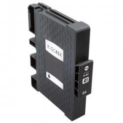 Cartucho de Tinta Ricoh GC 41BK Negro Compatible