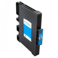 Cartucho de Tinta Ricoh GC 41C Cyan Compatible