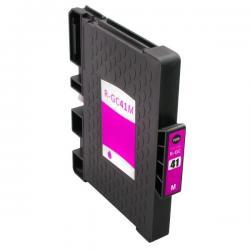 Cartucho de Tinta Ricoh GC 41M Magenta Compatible