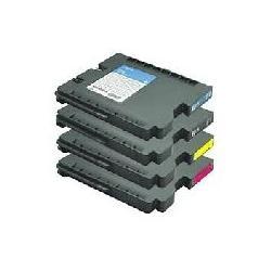 Cartucho de Tinta Ricoh GC 21 Multipack 4 tintas Compatible