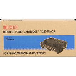 Tóner Ricoh 403180 / Type 220 Negro Original