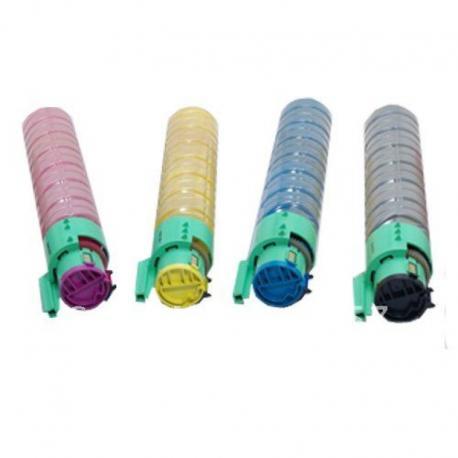 Tóner Ricoh MP C2800 / MP C3300 Multipack 4 colores Compatible