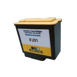 Cartucho de Tinta Olivetti FJ31 Negro Compatible