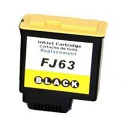 Cartucho de Tinta Olivetti FJ63 Negro Compatible