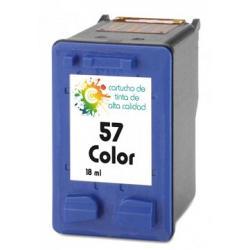 Cartucho de Tinta HP57 Tricolor Compatible