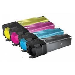 Tóner Xerox Phaser 6125 Multipack 4 colores Compatible