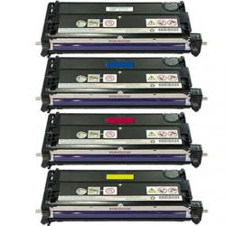 Tóner Xerox Phaser 6280 Multipack 4 colores Compatible