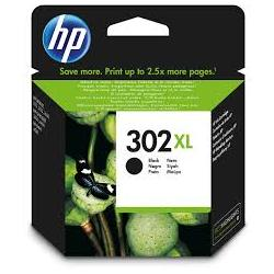 Cartucho de tinta HP 302XL Negro Original